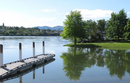 Wenatchee Riverfront Park