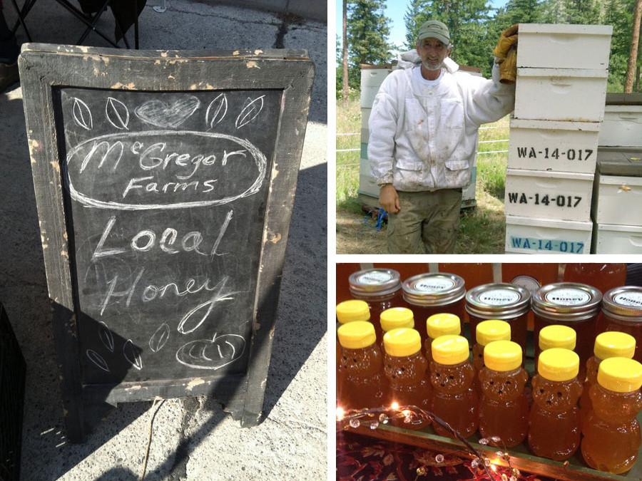 McGregor Bees & Pollination