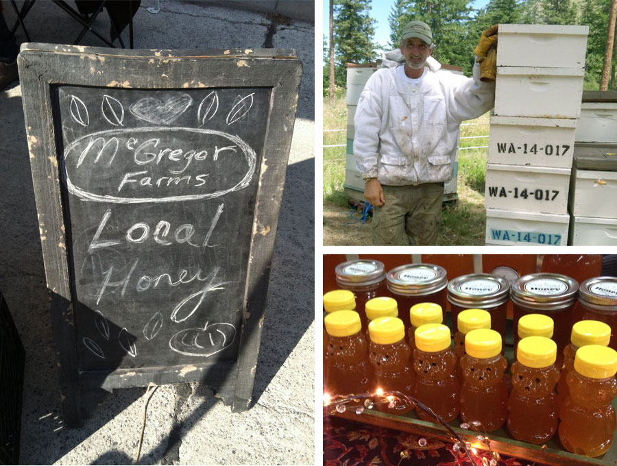 McGregors Bees & Pollination
