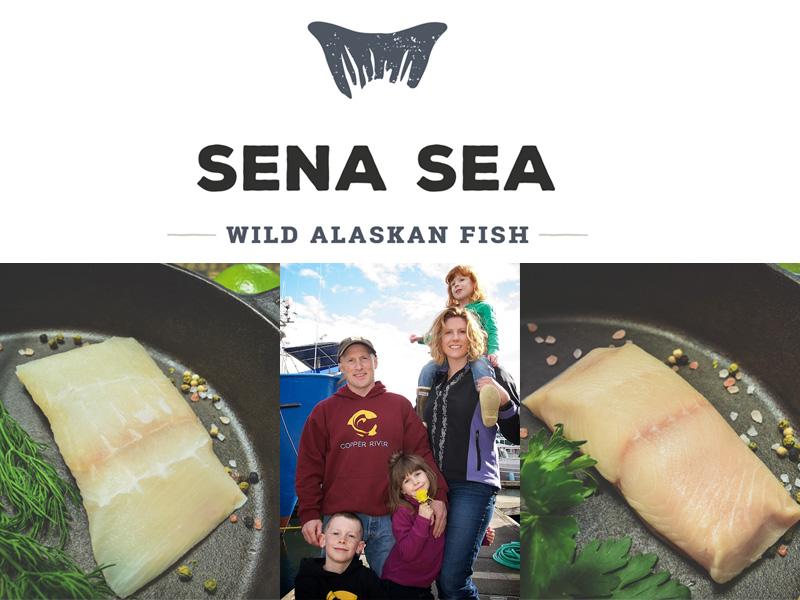 Sena Sea Wild Alaskan Fish
